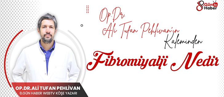 Op.Dr.Ali Tufan Pehlivan