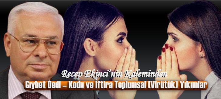 Recep EKİNCİ